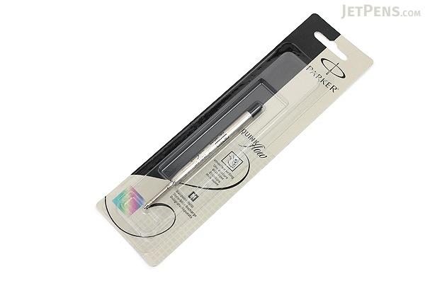 Parker Quinkflow Ballpoint Pen Refill - Medium Point - Black - PARKER 1782469