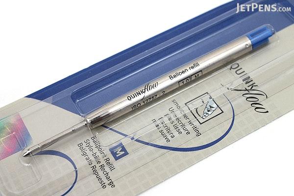 Parker Quinkflow Ballpoint Pen Refill - Medium Point - Blue - PARKER 1782470