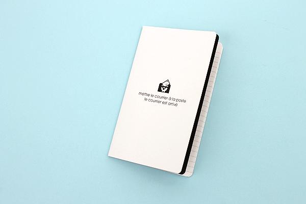 """Etranger di Costarica Memo Book Refill - 3.3"""" x 5.4"""" - Lined - 32 Sheets - ETRANGER DI COSTARICA TRP-R1-01"""