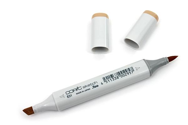 Copic Sketch Marker - Brick Beige - COPIC E31-S