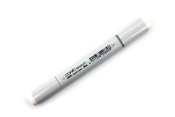 Copic Sketch Marker - Pale Fruit Pink - COPIC E000-S