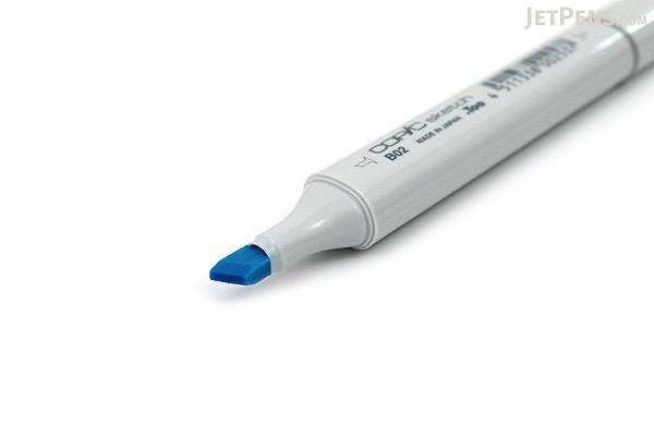 Copic Sketch Marker - Robin's Egg Blue - COPIC B02-S