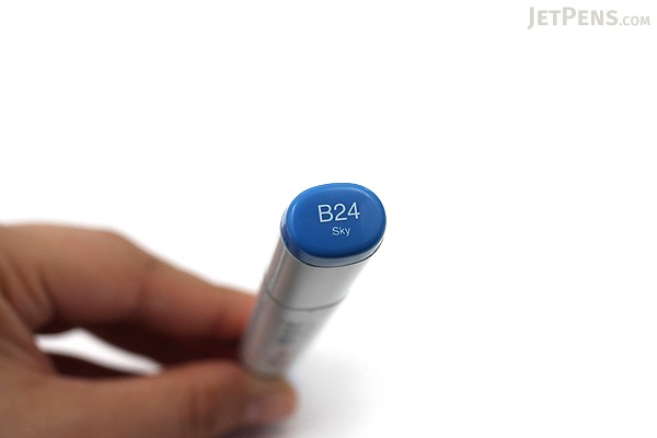 Copic Sketch Marker - B24 Sky - COPIC B24-S