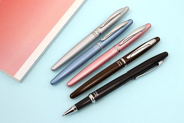 Zebra Fortia ST Cap Ballpoint Pen - 0.7 mm - Pink - ZEBRA BA91-P