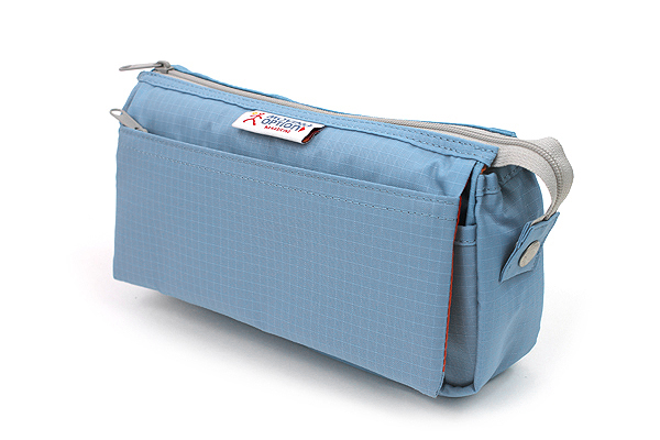Nomadic PE-09 Flap Type Pencil Case - Light Blue - NOMADIC EPE 19 L.BLUE