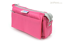 Nomadic PE-09 Flap Type Pencil Case - Light Pink - NOMADIC EPE 19 L.PINK