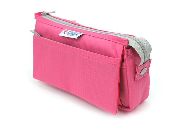 Nomadic PE-09 Flap Type Pencil Case - Light Pink - NOMADIC EPE 19 L.PINK