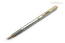 Pilot Cavalier Fountain Pen - Silver - Medium Nib - PILOT FCA-3SR-S-M