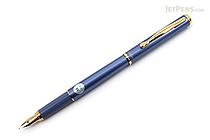 Pilot Cavalier Fountain Pen - Soft Blue - Medium Nib - PILOT FCA-3SR-SL-M