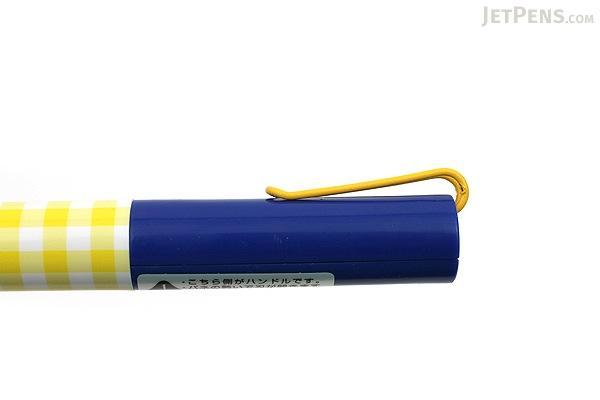 Sun-Star Stickyle Pen-Style Scissors - Coorde Blue / Yellow - SUN-STAR S3713520