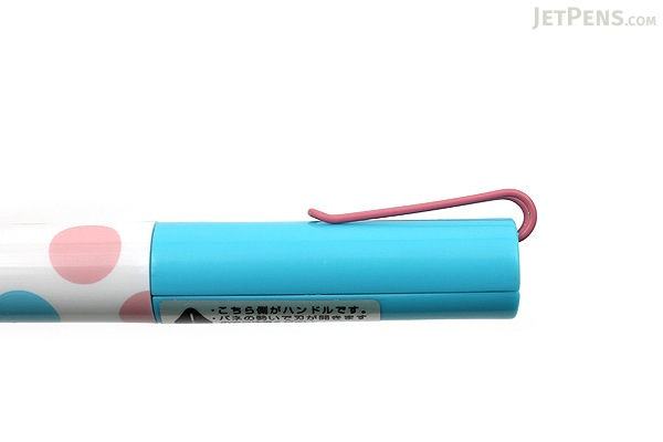 Sun-Star Stickyle Pen-Style Scissors - Coorde Light Blue / Pink - SUN-STAR S3713555