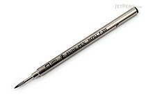 Ohto F-300 Fude Brush Pen Refill - Black - OHTO F-300P BLACK