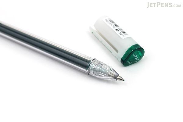 Pilot Choose Gel Ink Pen - 0.7 mm - Green - PILOT LCH-10F-G