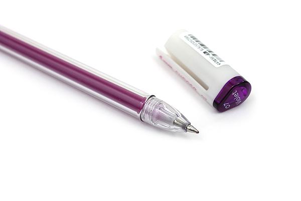 Pilot Choose Gel Ink Pen - 0.7 mm - Violet - PILOT LCH-10F-V
