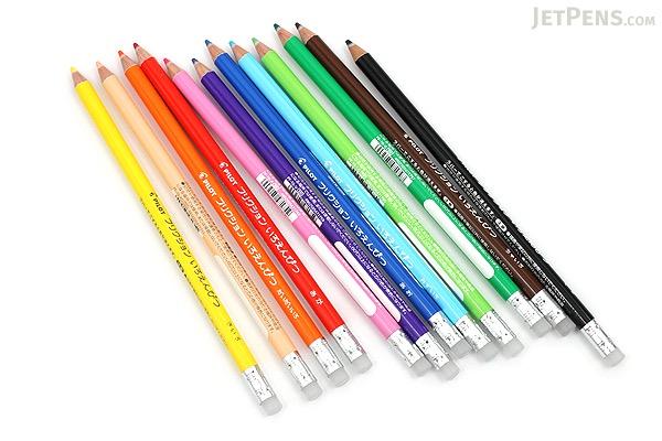 Pilot FriXion Color Pencil - Light Blue - PILOT PF-10-SL