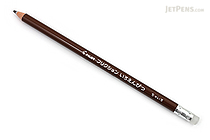 Pilot FriXion Color Pencil - Brown - PILOT PF-10-BN