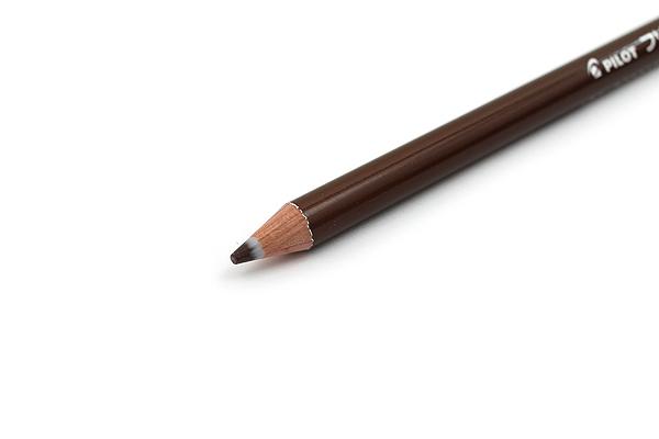 Pilot FriXion Color Pencil - Brown - PILOT PF-10-BN