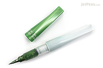 Kuretake Zig Wink of Luna Metallic Brush Pen - Light Green - KURETAKE MS-60-128