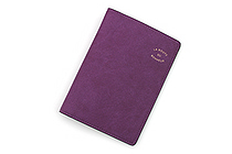Invite.L La Route Du Bonheur Passport Cover - Purple - IL PC-PURPLE
