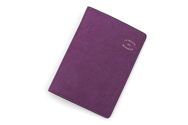 Invite.L La Route Du Bonheur Passport Cover - Purple - IL PC-PURPLE