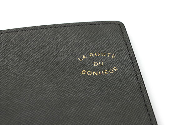 Invite.L La Route Du Bonheur Passport Cover - Gray - IL PC-GRAY