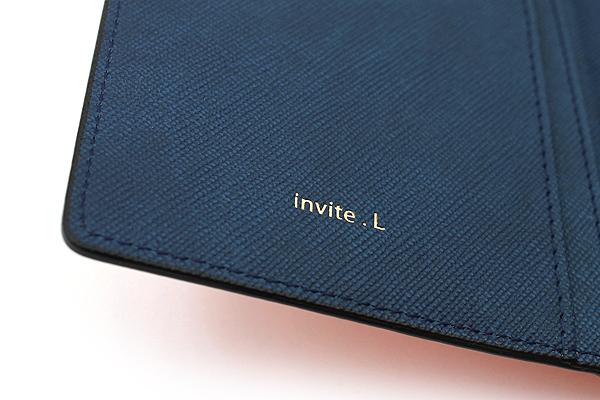 Invite.L La Route Du Bonheur Passport Cover - Orange - IL PC-ORANGE