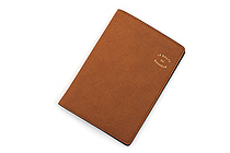 Invite.L La Route Du Bonheur Passport Cover - Camel - IL PC-CAMEL