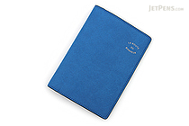 Invite.L La Route Du Bonheur Passport Cover - Blue - IL PC-BLUE