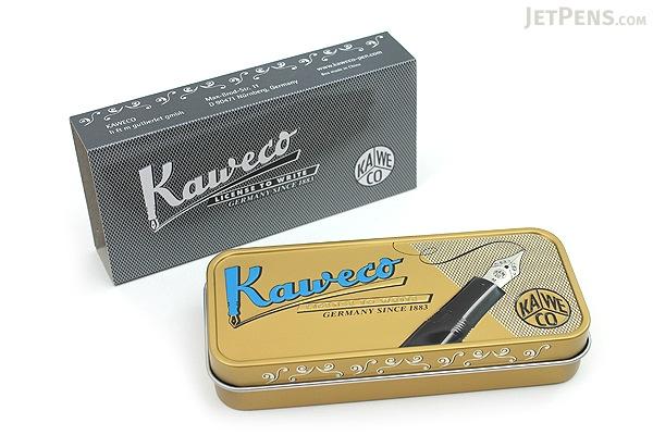 Kaweco AL Sport Ballpoint Pen - 1.0 mm - Raw Aluminum Body - KAWECO 10000632