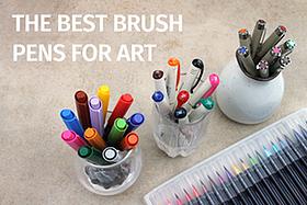 Guide to Choosing a Brush Pen for Art