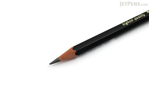 Tombow Mono 100 Pencil - 4B - TOMBOW MONO-1004B