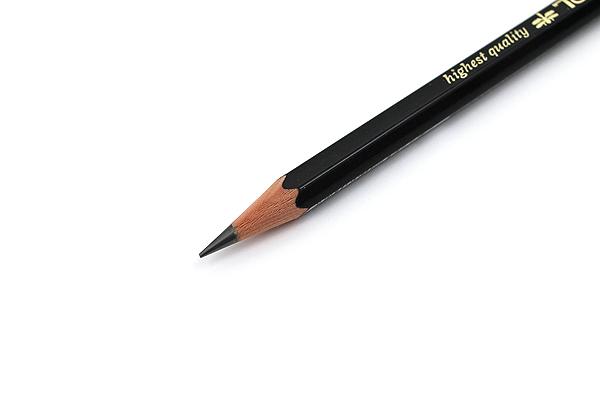 Tombow Mono 100 Pencil - 5B - Pack of 12 - TOMBOW MONO-1005B BUNDLE