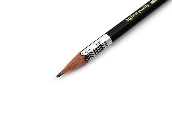 Tombow Mono 100 Pencil - 8H - TOMBOW MONO-1008H