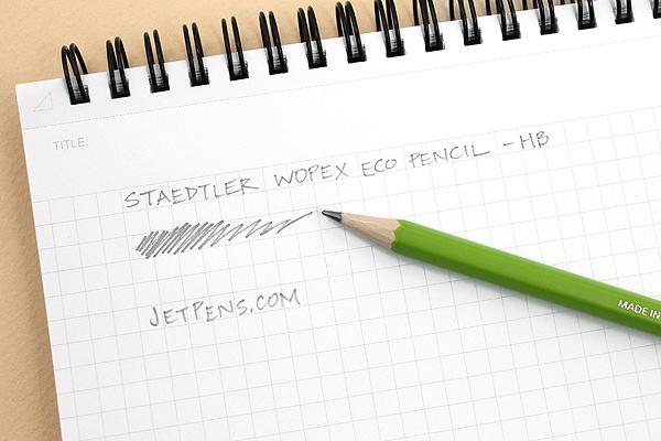 Staedtler Wopex Eco Pencil - HB - STAEDTLER 182 41-HB