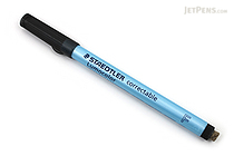 Staedtler Lumocolor Correctable Dry Erase Pen - Fine Point - Black - STAEDTLER 305 F-9