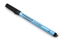 Staedtler Lumocolor Correctable Dry Erase Pen - Fine Point - Black - STAEDTLER 305 F-9
