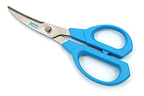 Nikken Hobby Mate Beak Scissors - 155 mm - Blue - NIKKEN BE-8B