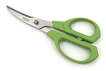 Nikken Hobby Mate Beak Scissors - 155 mm - Green - NIKKEN BE-8G