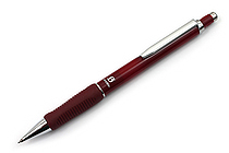 Platinum ZeroShin Mechanical Pencil - 0.5 mm - Wine Red - PLATINUM MZ-500A 10
