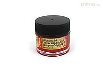 Speedball Scarlet Red Calligraphy Ink - Pigmented Acrylic - 0.4 oz Bottle - SPEEDBALL 3101