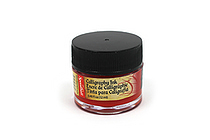 Speedball Scarlet Red Calligraphy Ink - Pigmented Acrylic - 0.4 oz Bottle - SPEEDBALL 3101