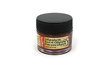 Speedball Pigmented Acrylic Calligraphy Ink - 0.4 oz - Burnt Umber - SPEEDBALL 3104