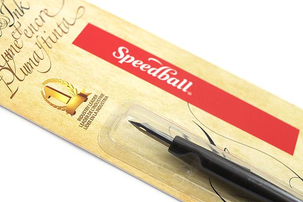 Speedball Pen & Ink Set - Gold Ink - SPEEDBALL 94156