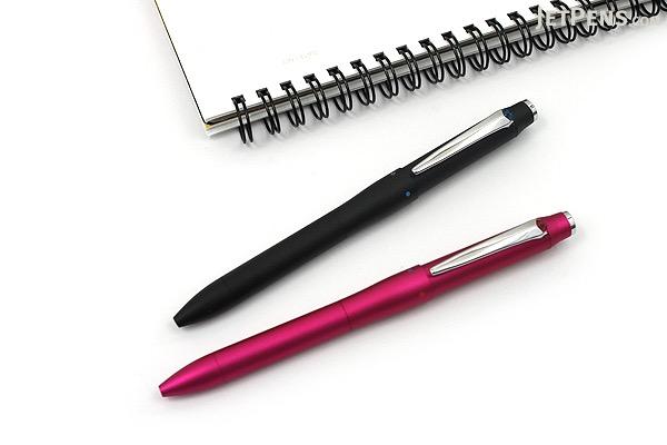 Uni Jetstream Prime 3&1 3 Color 0.7 mm Ballpoint Multi Pen + 0.5 mm Pencil - Pink Body - UNI MSXE450000713