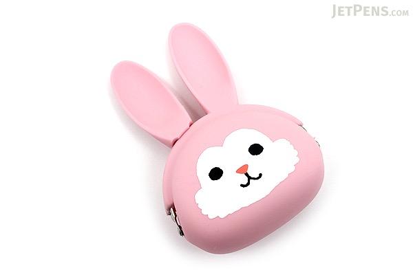 P+G Mimi Pochibi Bunny Case - Pink - P+G MIMI POCHIBI BUNNY P