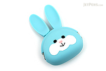 P+G Mimi Pochibi Bunny Case - Sky Blue - P+G MIMI POCHIBI BUNNY SB