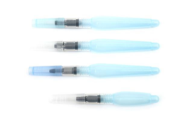 Pentel Aquash Water Brush - 4 Sizes Bundle - JETPENS PENTEL FRH BUNDLE