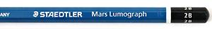 Staedtler Mars Lumograph Graphite Pencils
