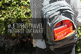 Pen Perks: Summer Travel Pinterest Giveaway
