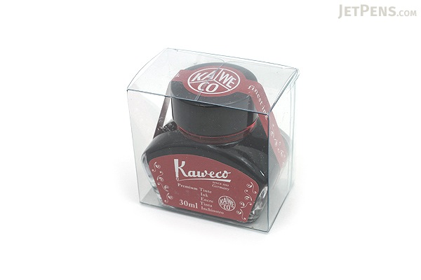 Kaweco Ruby Red Ink - 30 ml Bottle - KAWECO 10000678